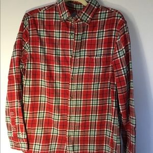 Man flannel shirt Medium Classic fit